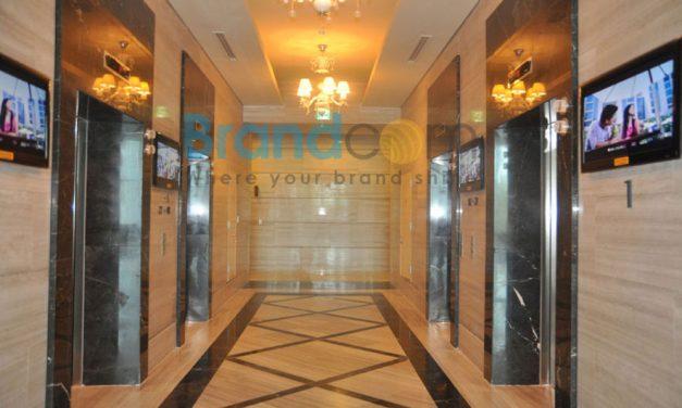 Quảng cáo thang máy tại Hà Nội