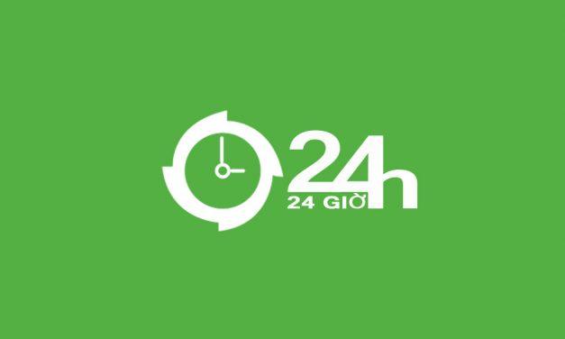 Quảng cáo trên báo điện tử 24h.com.vn