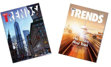 Pr tạp chí Trends