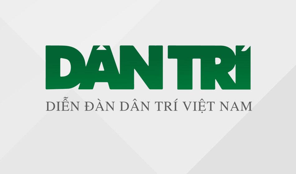 Quảng cáo trên báo mạng Dantri
