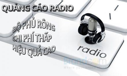 Quảng cáo trên Radio – FM – VOV toàn quốc