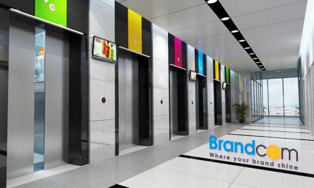 Quảng cáo LCD – FRAME trong thang máy