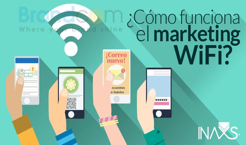 Dịch vụ quảng cáo Wifi Marketing