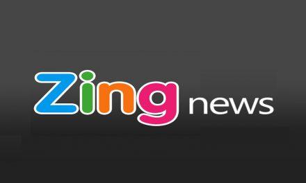 Quảng cáo trên báo điện tử Zingnews