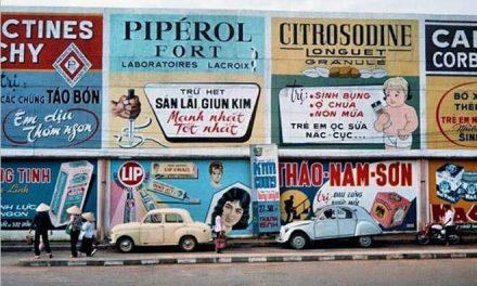 Những kiểu quảng cáo của người Sài Gòn xưa