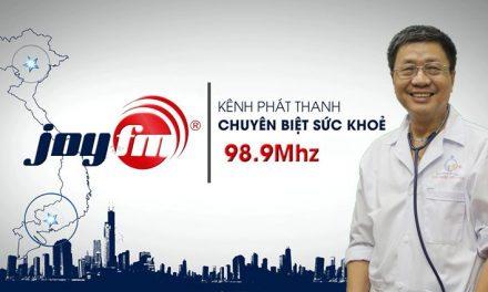 Quảng cáo trên Đài phát thanh Hà Nội – Kênh Phát thanh JOYFM 98.9 Mhz