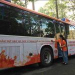 Lan tỏa thành công nhiều thông điệp xã hội bằng khẩu hiệu dán trên xe bus